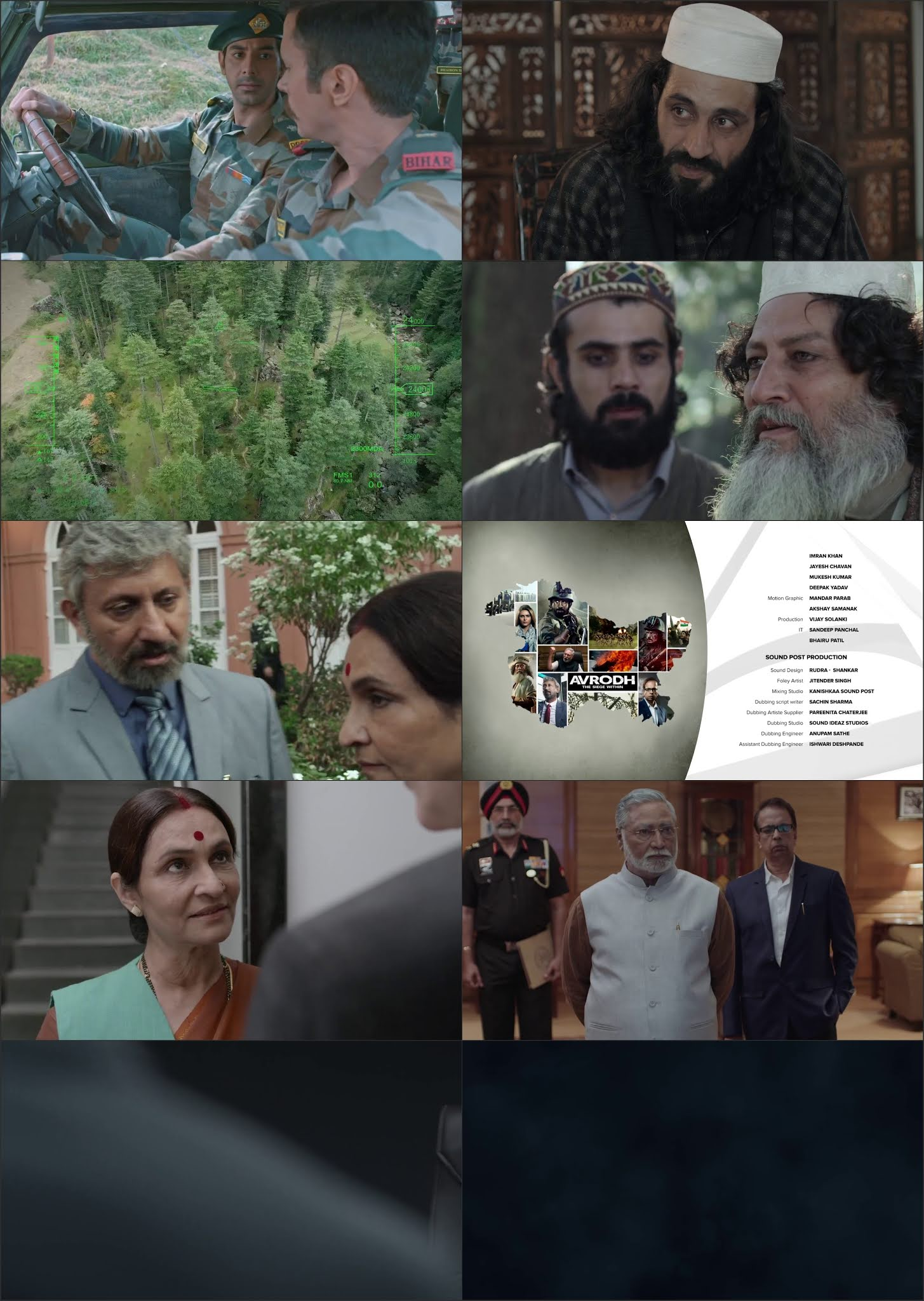 Avrodh 2020 WEB-DL 850MB Hindi Complete S01 Download 480p