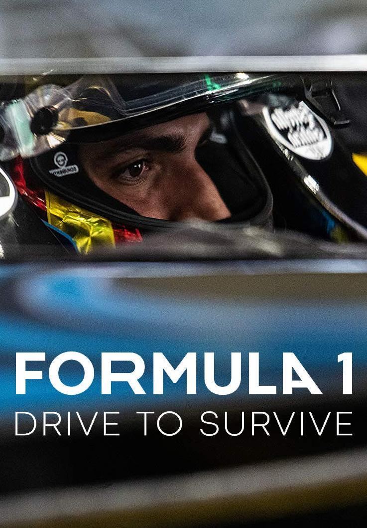 Formula 1: Drive to Survive 2020 S02 Hindi Dual Audio Complete NF Series 1.3GB HDRip 480p Free Download
