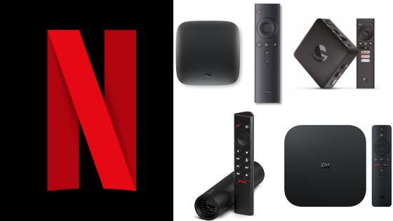 Boxs TV compatíveis com Netflix HD e UHD (4K)  - Todo o processo