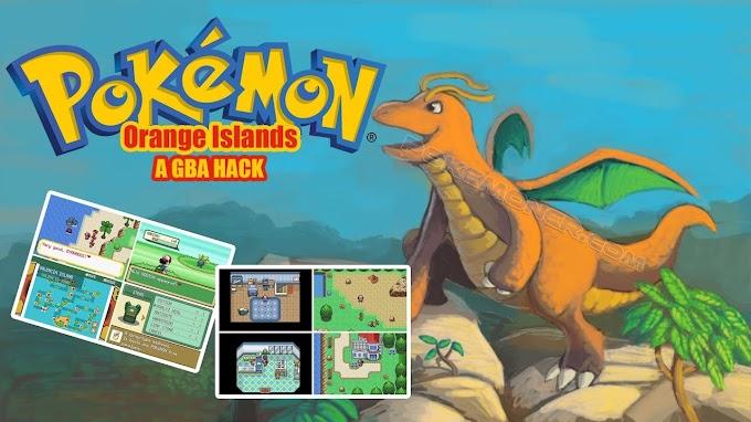 Pokémon Orange Islands (versão beta 5.5 completa)