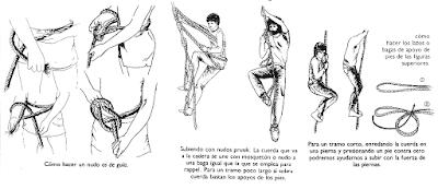 """""""tipos de nudos de escalada"""""""
