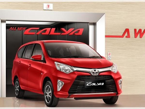 Keunggulan Mobil Toyota Calya Beserta Daftar Harga 2019