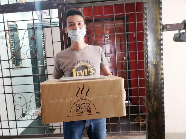 BERBUKA PUASA / IFTAR DENGAN BANGI GOLF RESORT BGR MEAL - PRO SET B