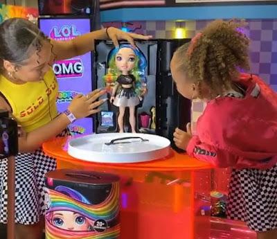 Кукла Poopsie ростом как Барби