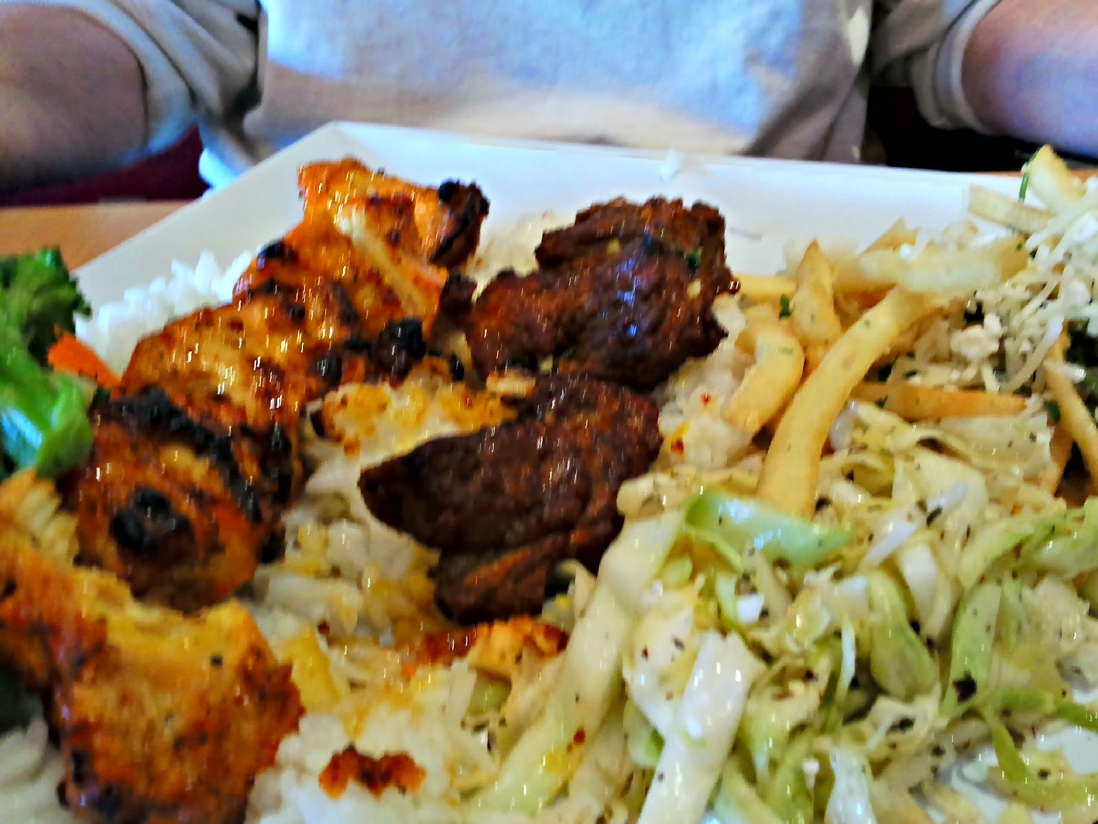 So Little Thyme Mashawi Grill