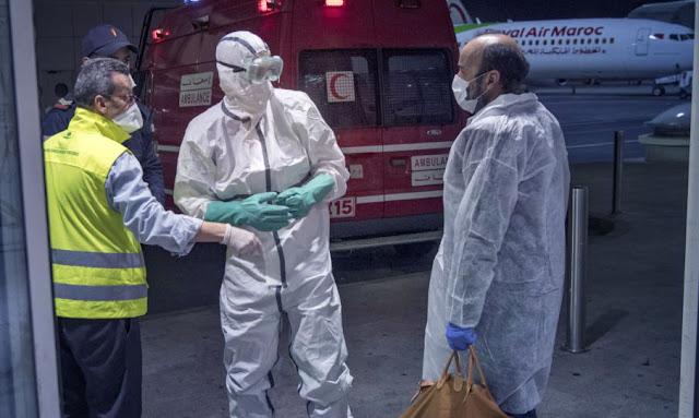 المغرب تسجّل أول حالة وفاة بفيروس كورونا