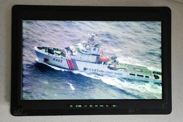TNI AL: Kapal Cina tak Mau Keluar dari Natuna