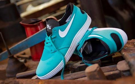 separation shoes 4a60c 839ac Nike Lunar One Shot Turbo Green