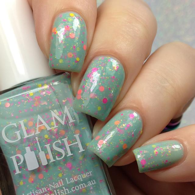 Glam Polish-Boys Of Summer