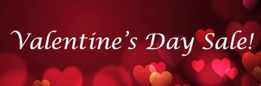 Promo Valentine 2017 Online shop