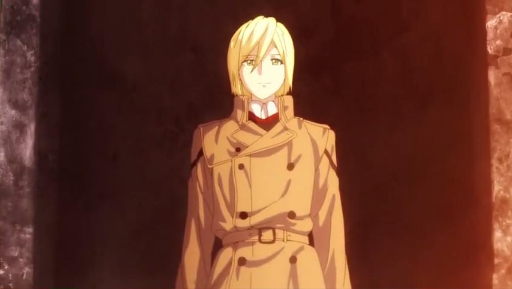 Critique Of Anime: Fate/Extra Last Encore Irusterias Tendouron