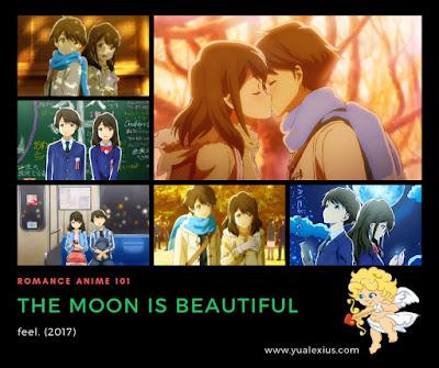 Romance Anime: Tsuki ga Kirei