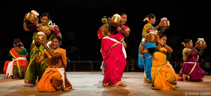 Kalshi Fugdi Folk Dance Goa