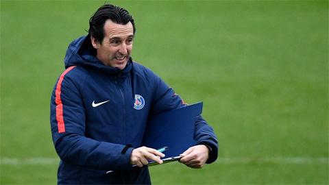 Tỷ lệ chiến thắng của ông tại đội bóng thủ đô nước Pháp lên tới 76,3%