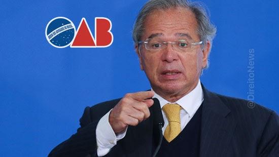 oab critica institucionalizacao calote pagamento precatorios