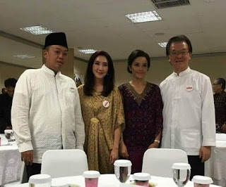 Setelah Hina MUI Nusron Wahid Makan Bersama Taipan China By Bulan Ramadlan