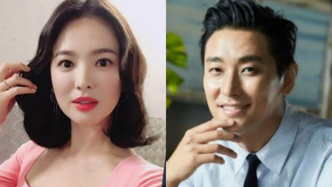 Joo Ji Hoon dan Song Hye Kyo