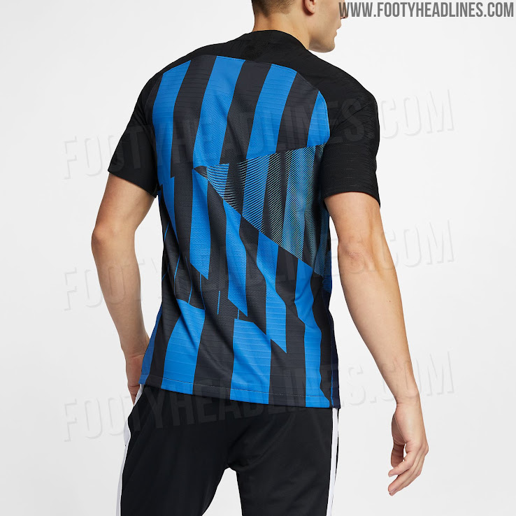 brand new 72645 8aa51 Nike Inter 20th Anniversary Mashup Jersey Released - cheap ...