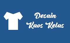 Download Contoh Gambar Desain Kaos Kelas
