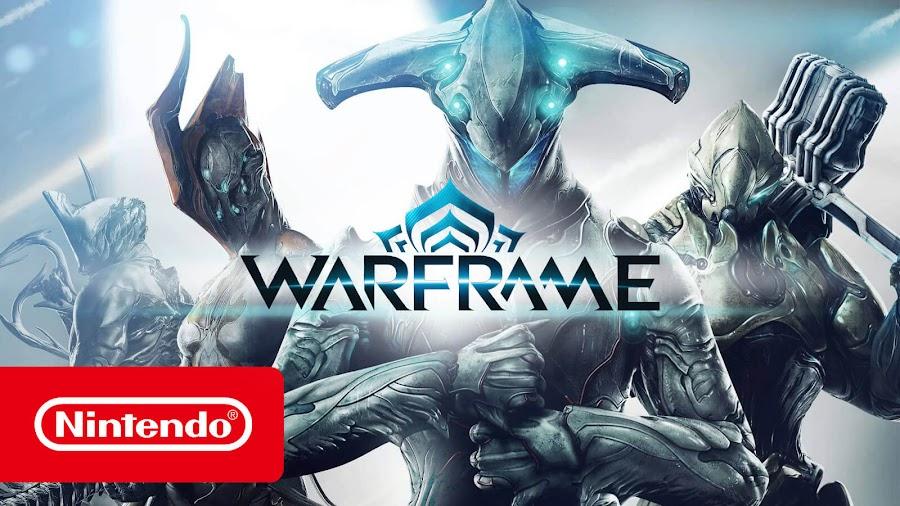 warframe nintendo switch tennocon 2018 digital extremes