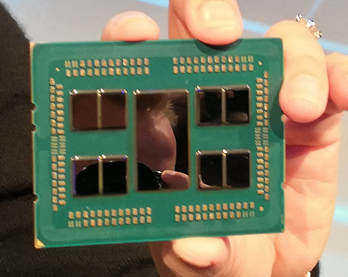 Amd Epyc Rome To Feature Up To 64 Zen 2 Cores