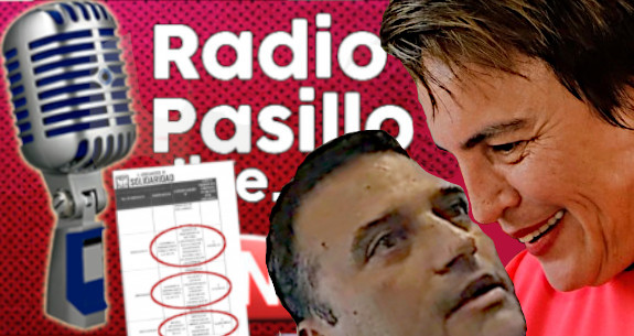 Radio Pasaillo dice... Que el Congreo no le aprobaría la cuenta pública a Laura Beristain