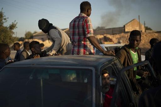 Ο Χαφτάρ ανακοίνωσε κατάπαυση του πυρός λόγω ραμαζανιού