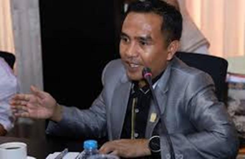 Anggota Komisi IV DPRD Kepri Wahyu Wahyudin Minta Masyarakat Bersabar Karena Bantuan Paket Sembako Diundur Sampai Bulan Juli