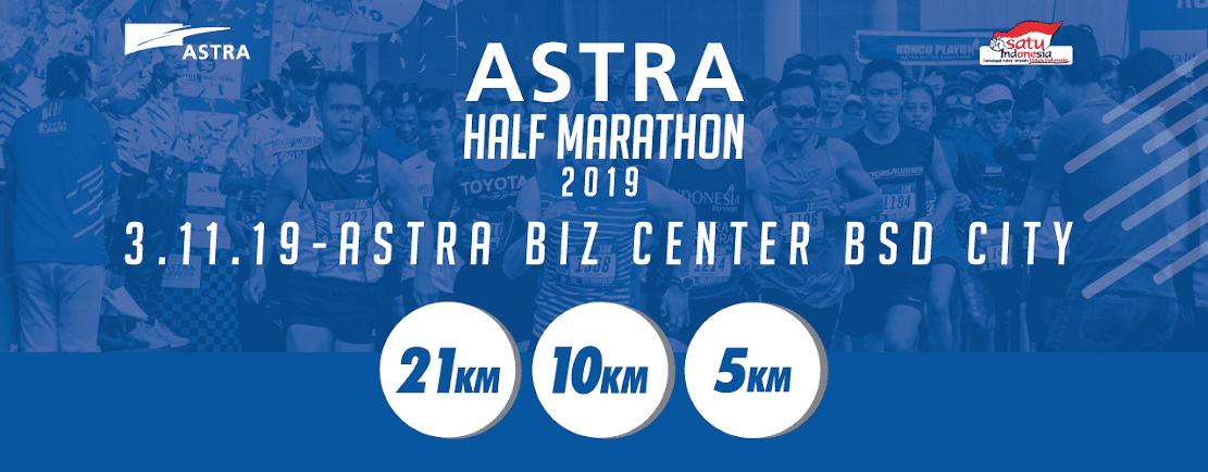 Astra Half Marathon • 2019