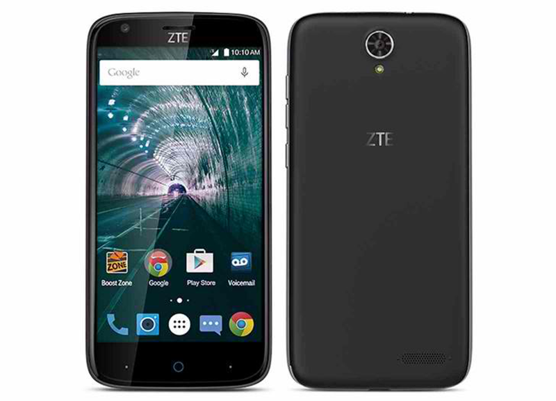 ZTE Warp 7 Announced, LTE Equipped Entry Level Phone Under USD 100!