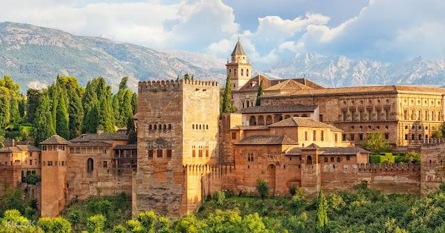 Alhambra, Merupakan Bukti dari Kejayaan Islam di Eropa