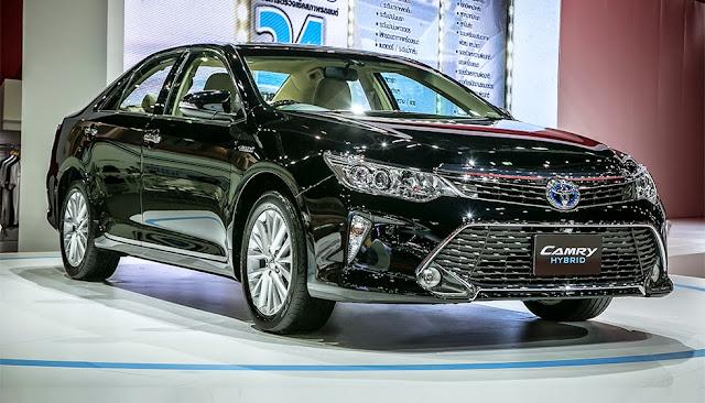 All New Camry Harga Interior Grand Veloz 2017 Detail Lengkap Eksterior 2 5 Hybrid 2015