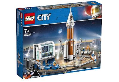 LEGO City Deep Space Rocket & Launch Control