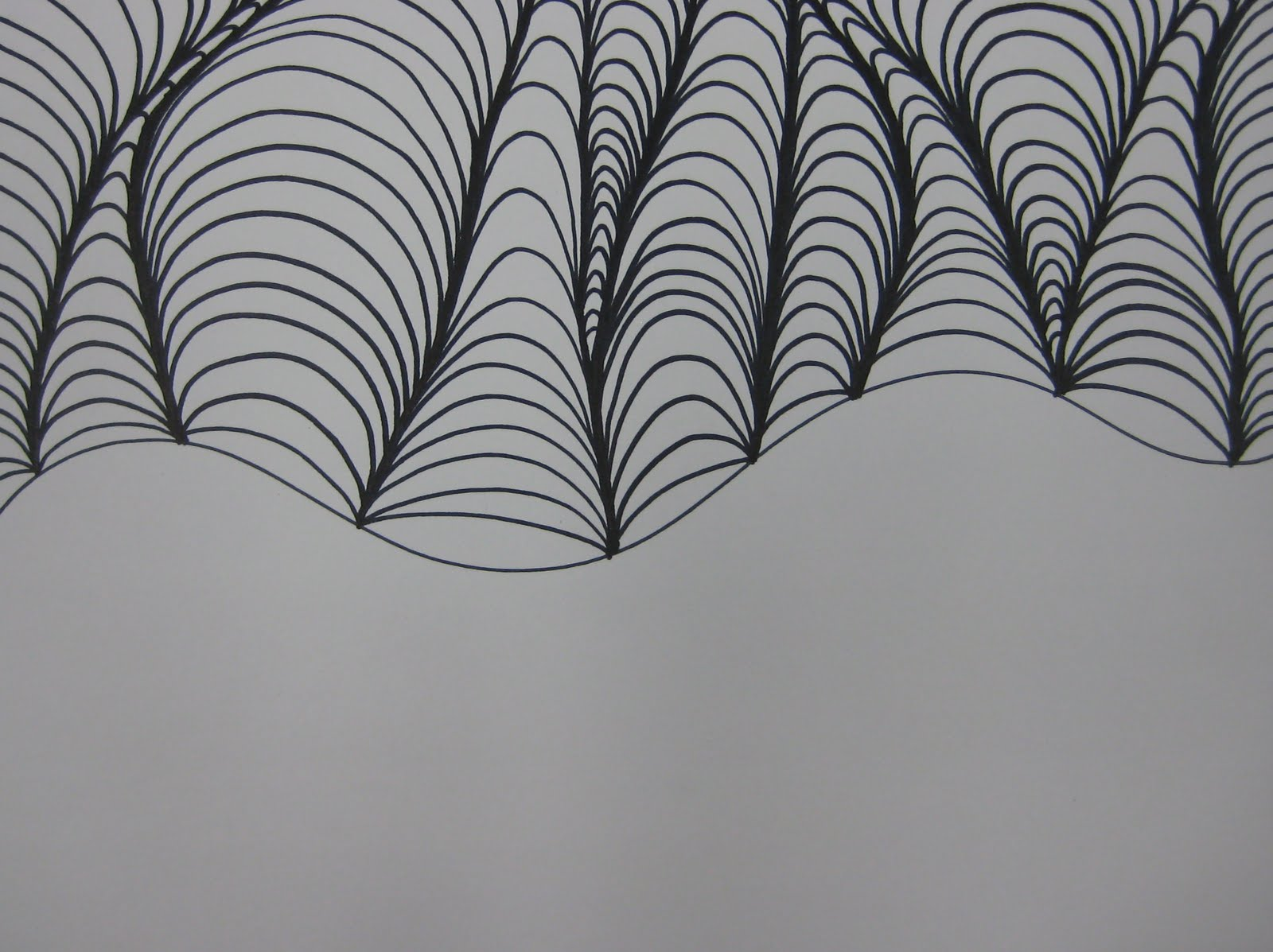 Teachkidsart Line Designs With Shading