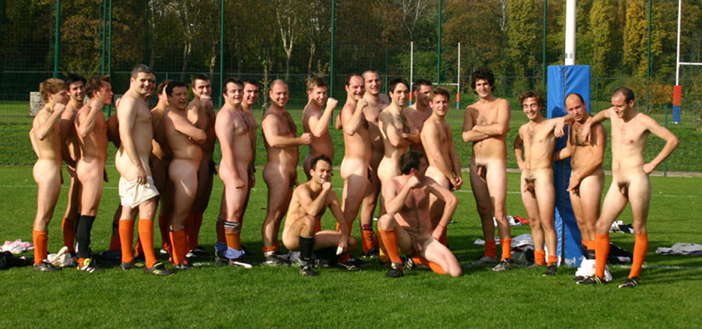 Soccer players nude #9