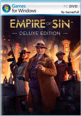 Empire of Sin Deluxe Edition (2020) PC Full Español