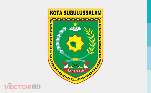 Kota Subulussalam Logo - Download Vector File SVG (Scalable Vector Graphics)