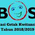 Aplikasi Cetak Kwitansi BOS Tahun 2018/2019 - Ruang Lingkup Guru