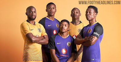 eb7cddf87a0 Unique Nike Kaizer Chiefs 18-19 Home   Away Kits Released