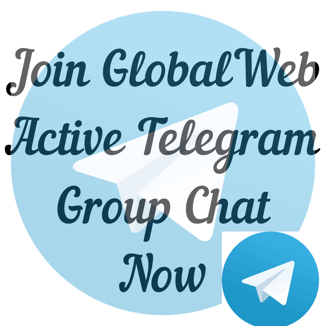 Join GlobalWeb Telegram Group Chat for Latest Free Browsing