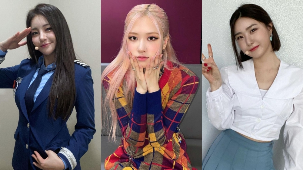 List of The 30 K-Pop Girl Group Members Brand Reputation in April!