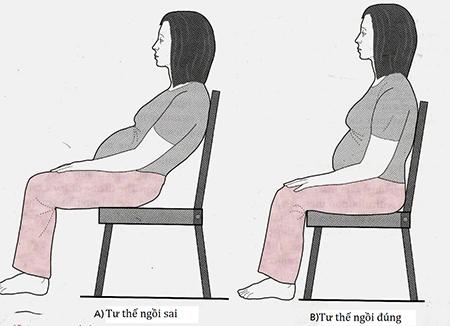 6 cách phòng bệnh đau lưng hiệu quả ở bà bầu
