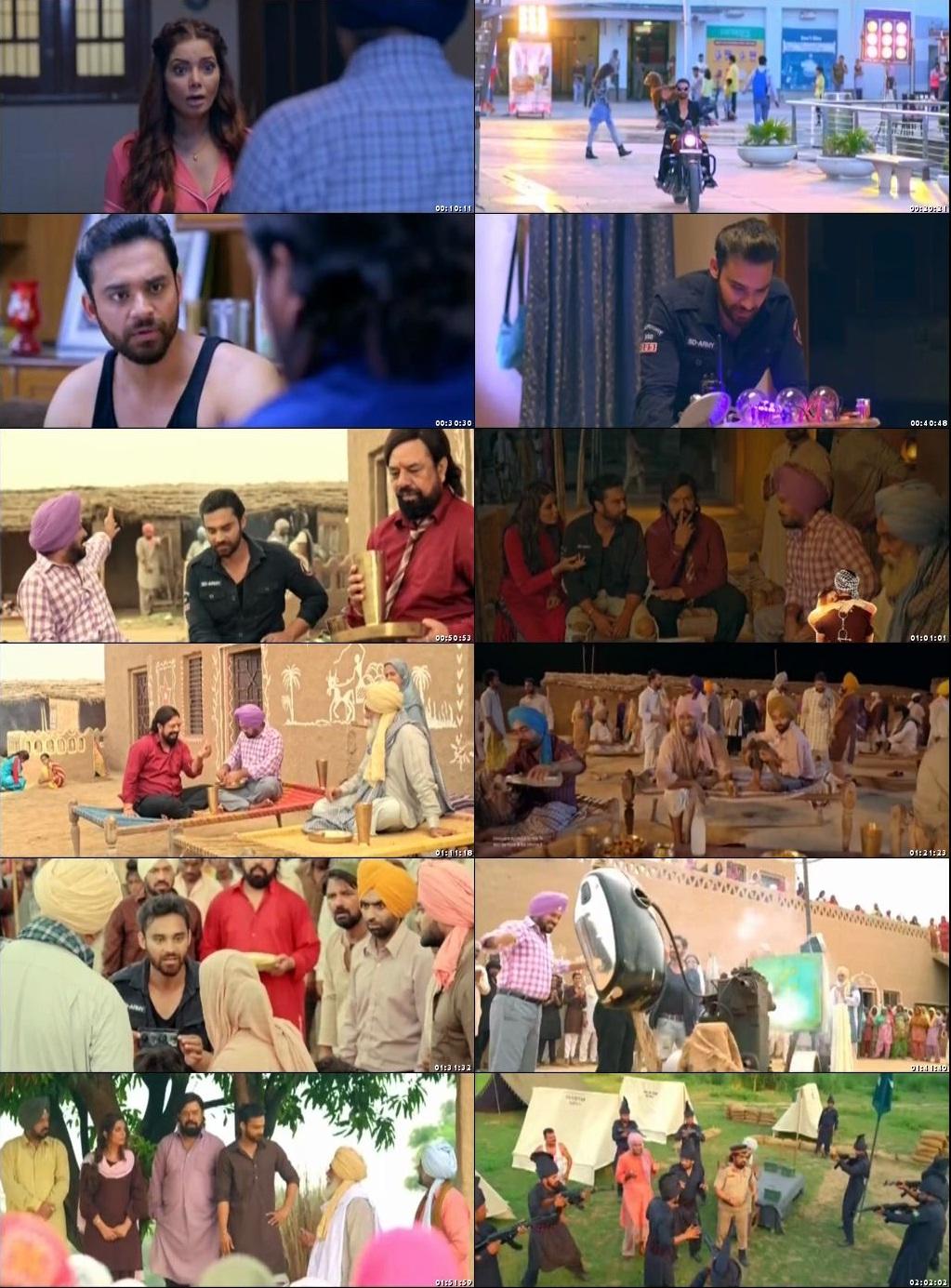 Raduaa 2018 Full Punjabi Movie Download HDRip 720p
