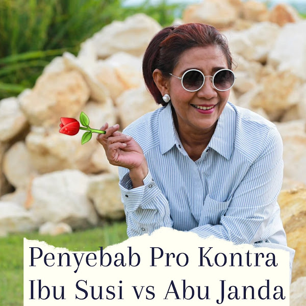 Pro Kontra Ajakan Ibu Susi Pudjiastuti Unfollow Abu Janda
