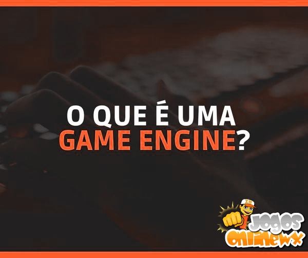 O que é uma game Engine ?