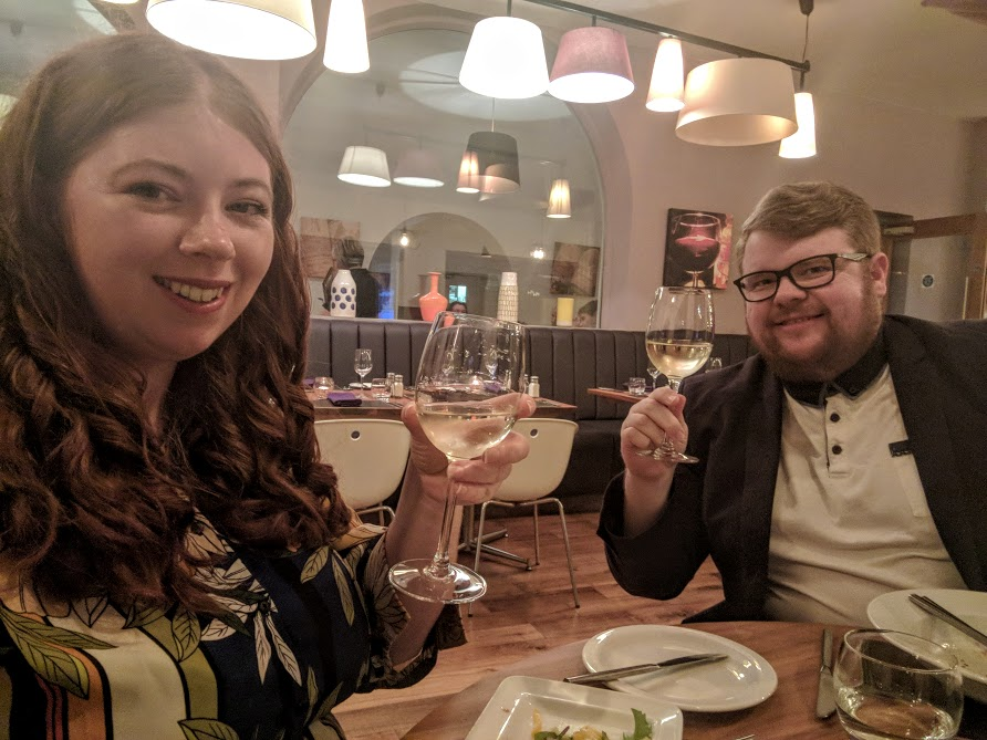 Planning a Trip to Cornwall - Ideas & Top Tips  - date night at the sands resort newquay