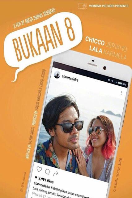 Bukaan 8 (2016)
