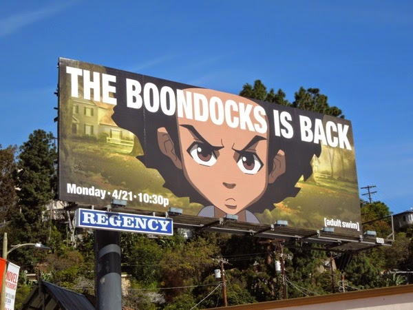 Boondocks final season 4 billboard