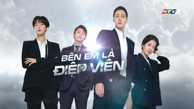 Bên Em Là Điệp Viên Trọn Bộ Tập Cuối (Phim Hàn Quốc HTV2 – VTVcab1 Lồng Tiếng) – Chàng Điệp Viên Nhà Bên