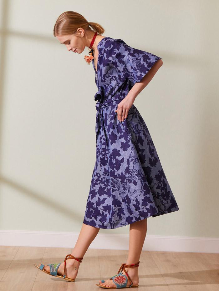 coleccion primavera verano 2021 Jazmin Chebar vestidos